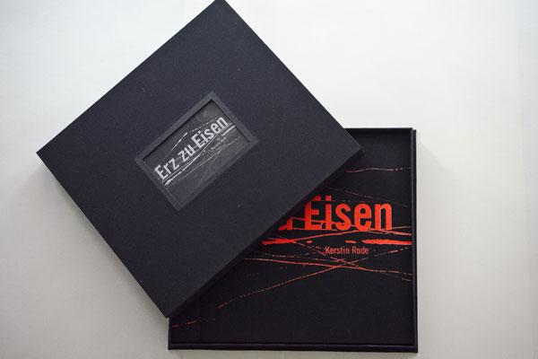 Erz zu Eisen – Buch mit Kasette
