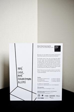Flyer zu Papé Lucie, Papé Rahartmian Aleppo