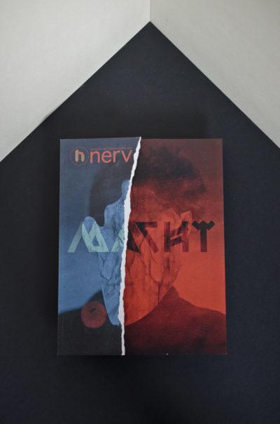 Das Cover der Ausgabe MACHT